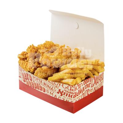 Box mit crispy chicken stripes wie bei kfc C6