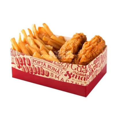 Box mit hot wings C3