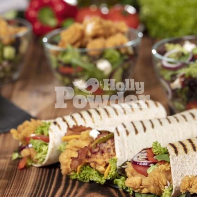 Chicken Wrap a'la kfc 28E