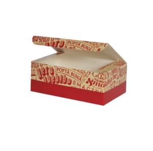 Kleine Box für Hähnchen