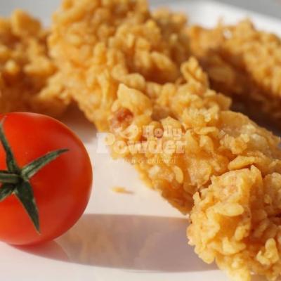 scharfe Panade für fast food 8E