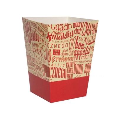 Bucket groß für hot wings Holly Powder